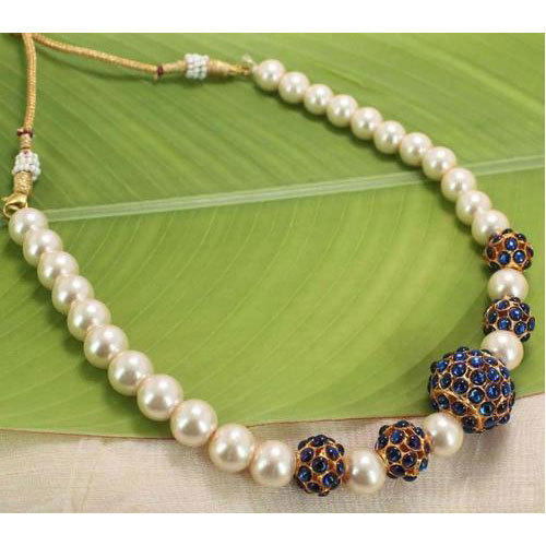 e4e3b7b276534 Artificial Jewellery - Pearl Beaded Necklace Manufacturer from Chennai