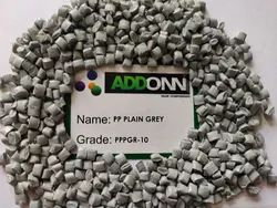 PP Plain Grey Granules