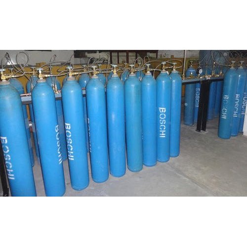 Nitrogen Gas Cylinder Filling System