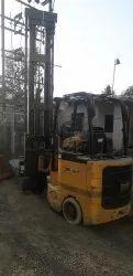 Diesel Engine Forklift Rental