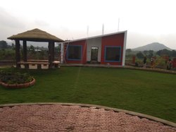 Concrete Frame Structures Residential Projects Villa Construction Service, indore