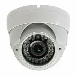 Night Vision HD Along CCTV Dome Camera