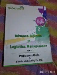 Advanced Diploma In Logistics Management Part 2