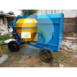 Paver Block Concrete Mixers