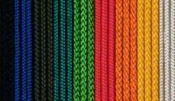 Round Coated Cord Trim