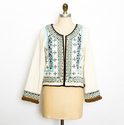 Embroidery Bohemian Jackets