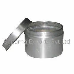 Aluminum Tin Container