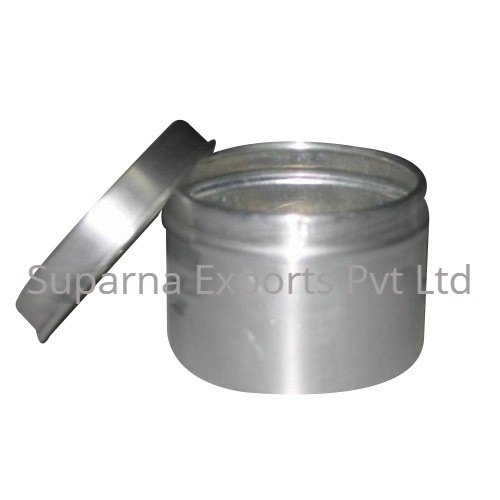 Aluminum Tin Container