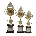 Brass Golden (gold Plated) Sports Trophies