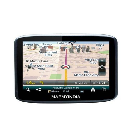 MAPMYINDIA Lx Cm Touch Screen GPS Navigation Tracking Device - Navigation map online