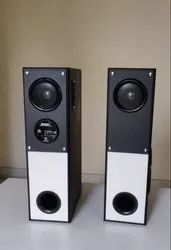 Tower 2.1, Size: 2x8Tweeter 2x4, For Home Theater, Car Speeker