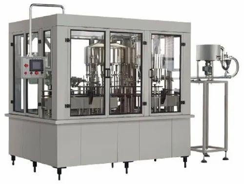 Automatic Soda Filling Machine