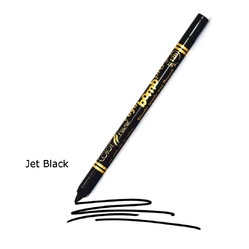 Color Fever Non Transfer Single Stroke Kajal Pencil - Jet Black