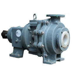 PVDF Lined Centrifugal Pump