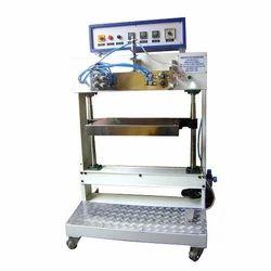 Vacuum Nitrogen Flushing Sealing Machine