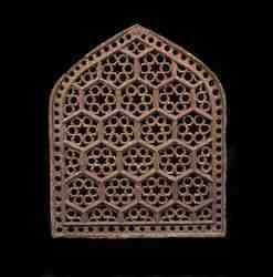 Pink Marble Stone Jali