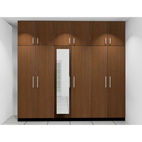 Stylish PVC Cupboard At Rs 190 /square Feet