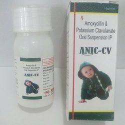 Amoxycillin and Potassium Clavulanate IP Oral Suspension