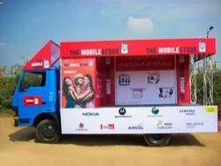 Mobile Van Branding Service