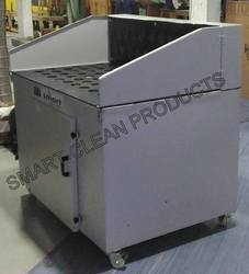 Down-Draft Table Dust Collector Mini