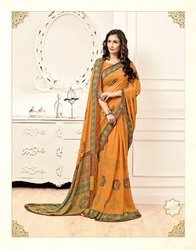 PR Fashion New Printed Saree
