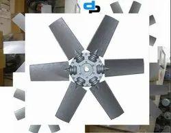 6 Blades Aluminum Impeller Dia 900 MM