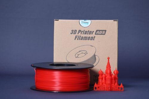 Flashforge Original Red ABS 1.75mm 3D Printer Filament