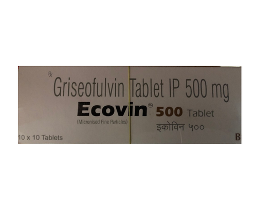 Ecovin Infection Tablet, 500 mg