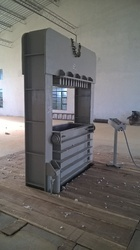 Heavy Duty Baling Press