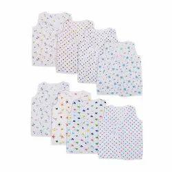Boys & Girls Printed Cotton Blend T Shirt