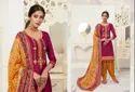 Designer Punjabi Style Patiala Dress