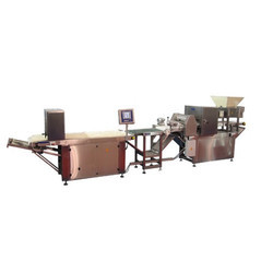 Sheeter Type Chapati Making Machine