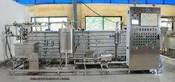 GOMA Juice Pasteurizers, Capacity: 1000l/h
