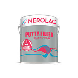 Putty Filler Grey Knifing Paint