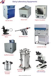 Dairy Laboratory Equipments