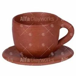 Earthen Clay Cups