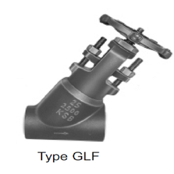 KSB Forged Steel Globe Valve