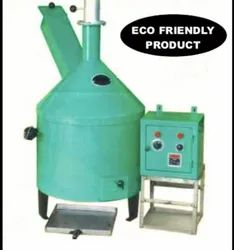 Electrical Incinerator, Capacity: 10 kg/batch