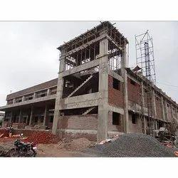 Steel Frame Structures Pre-Engineered School Building Construction