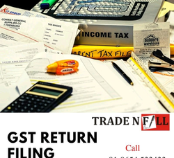 Gst Registration Service Tax Filing, Multiple