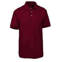 Men's Cotton Mahroon Plain T-shirt, Size: S To Xl