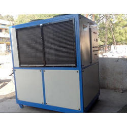 Automatic Three Phase SS Water Chiller, Capacity: 0.5 - 500 Tr