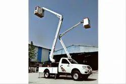 ZED 13 Articulated Truck Mounted Platforms