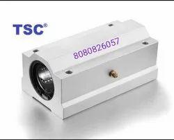 SC60LUU Linear Slide Bearing - Double Length
