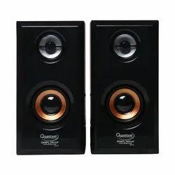 Quantum latest qhm630 high sound portable 10 W Laptop/Desktop Speaker
