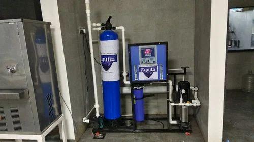 dd633365b64 SS Powder Coating Manual RO Water Plant 200 LPH