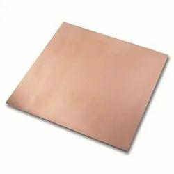 Phosphor Bronze Plate