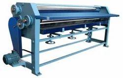 Paper Flute Pasting Machine