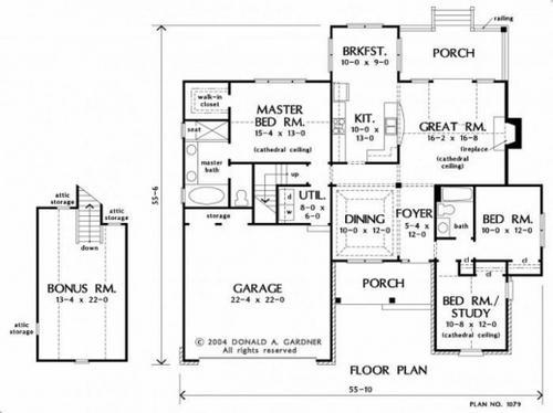 Floor Plan Drafting Services: Residential Building Drawing Services