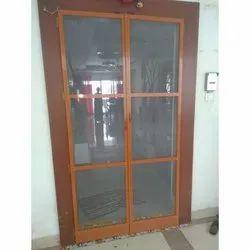 Transparent Laminated Door Glass